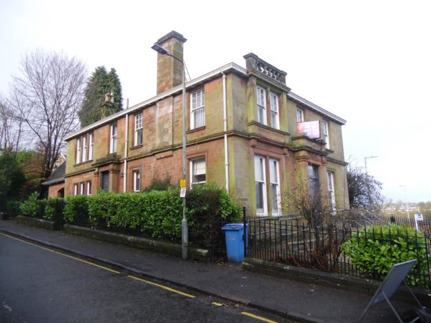 Former bank to be converted into new Dental Practice, Bridge of Weir , Scotland